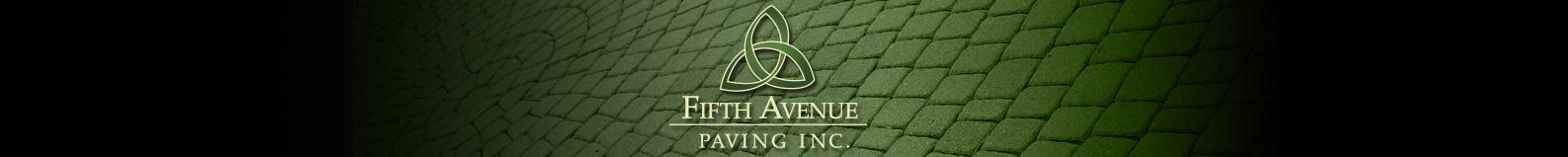 5th Avenue Paving Logo